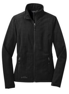 Eddie Bauer EB533 - Shaded Crosshatch Soft Shell Ladies Jacket