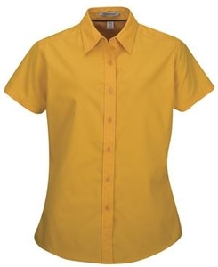 Coal Harbour L510 - Easy Care Short Sleeve Ladies Shirt