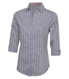 Coal Harbour L6005 - Tattersall Check Ladies Woven Shirt