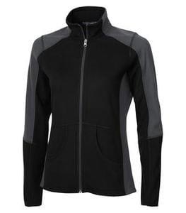 Coal Harbour L7503 - Everyday Fleece Colour Block Ladies Jacket