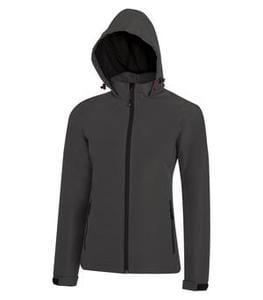 Coal Harbour L7637 - All Season Mesh Lined Ladies Jacket