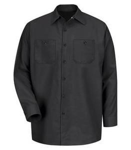 Red Kap SP14 - Industrial Long Sleeve Work Shirt