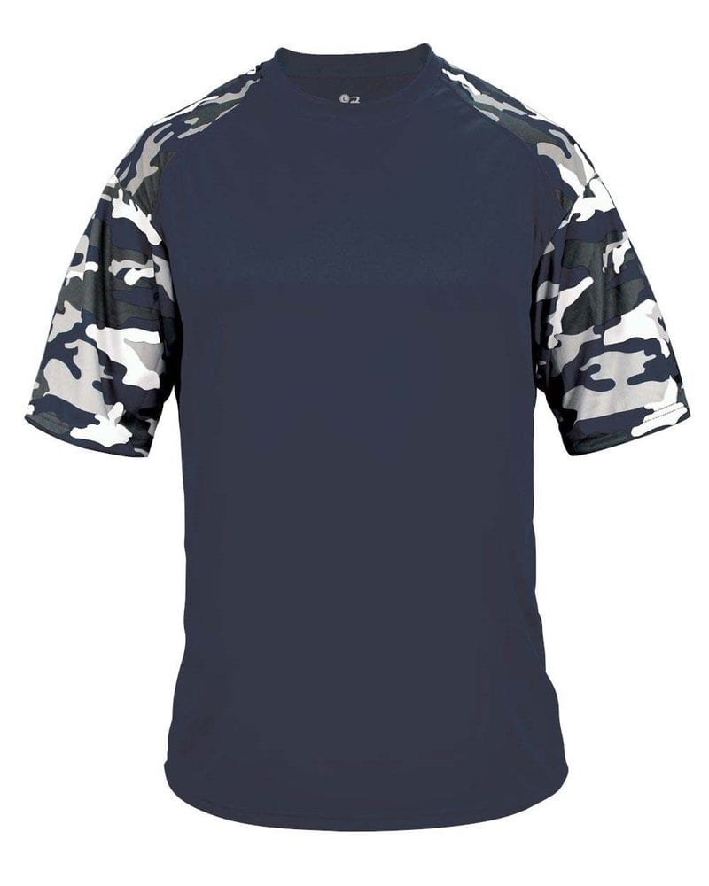 Badger 4141 - Camo Sport T-Shirt