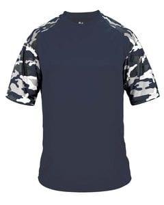 Badger 4141 - Camo Sport T-Shirt