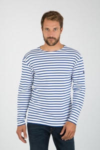 Armor lux AM120 - Loctudy Long-Sleeved Breton Shirt