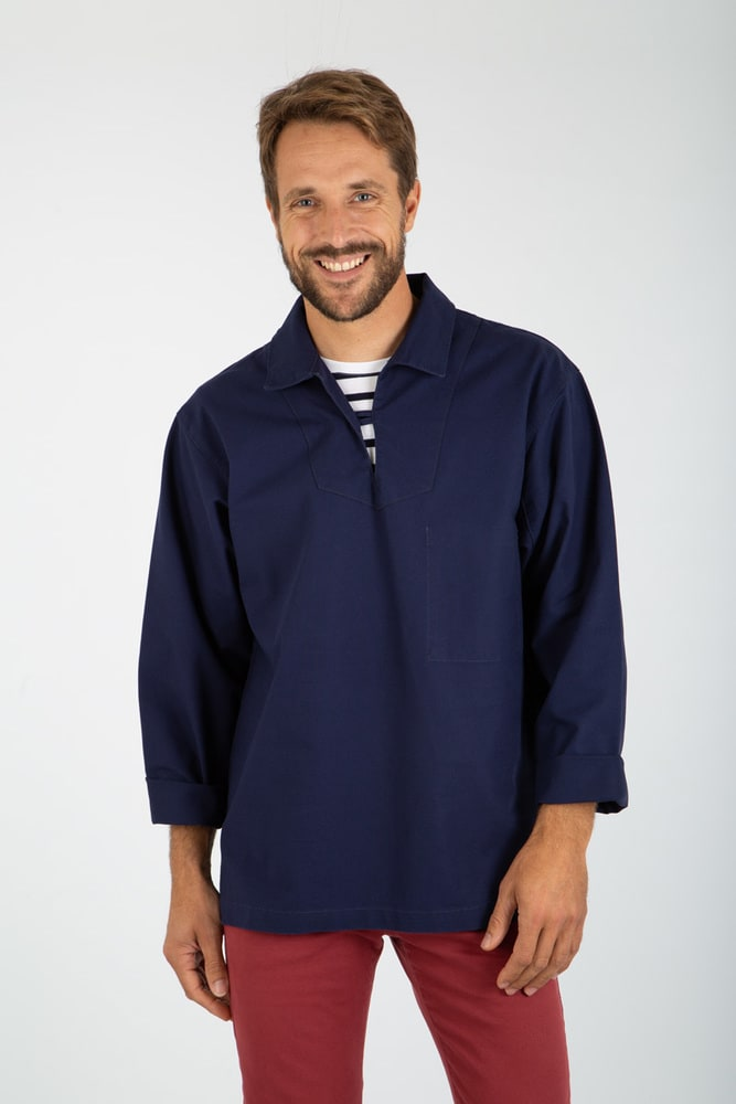 Armor lux AM150 - Port Manech Fisherman's Smock