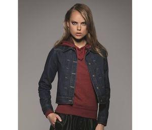 B&C DNM BC011 - Veste Denim Femme 100% Coton