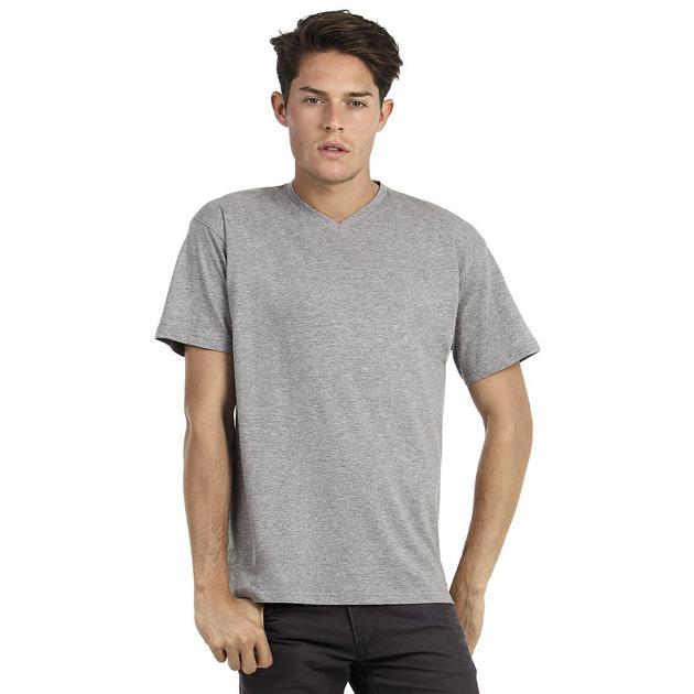 B&C BC163 - Exact V-Neck T-Shirt