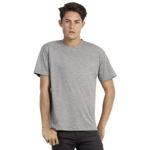 B&C BC163 - Camiseta Exact Con Cuello En V