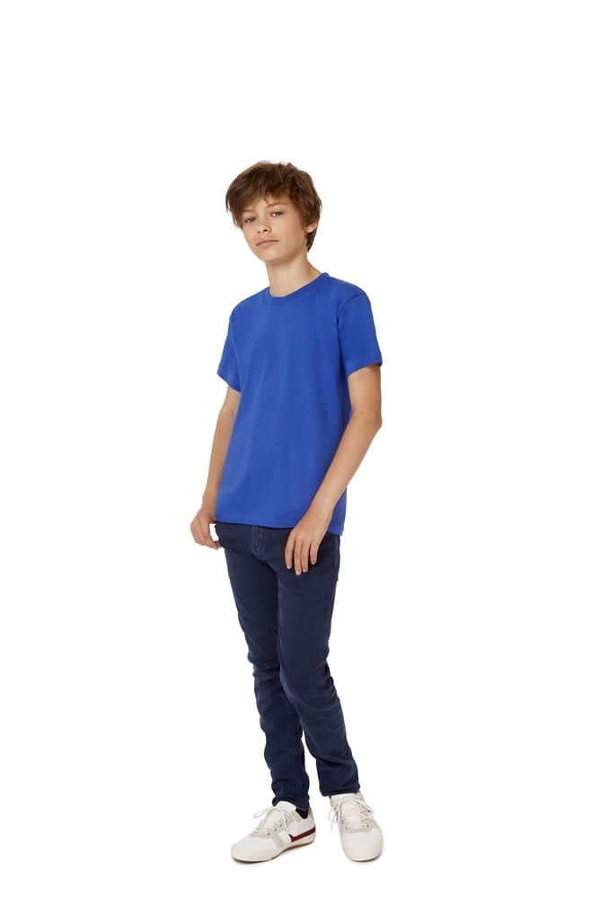 B&C BC191 - T-Shirt Enfant 100% Coton