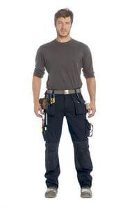 B&C Pro BC845 - Pantalon de Travail Homme Performance Pro