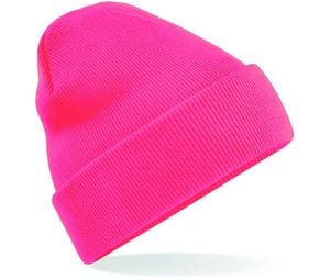 Beechfield BF045 - Beanie with flap