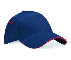 Beechfield BF15C - Ultimate 5 Panel Cap - Sandwichschirm