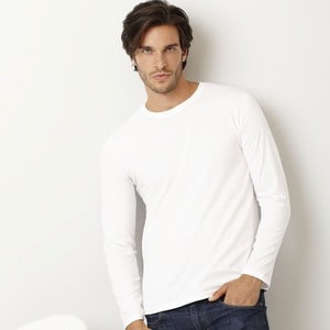 Gildan GN644 - Mens Long Sleeve T-Shirt
