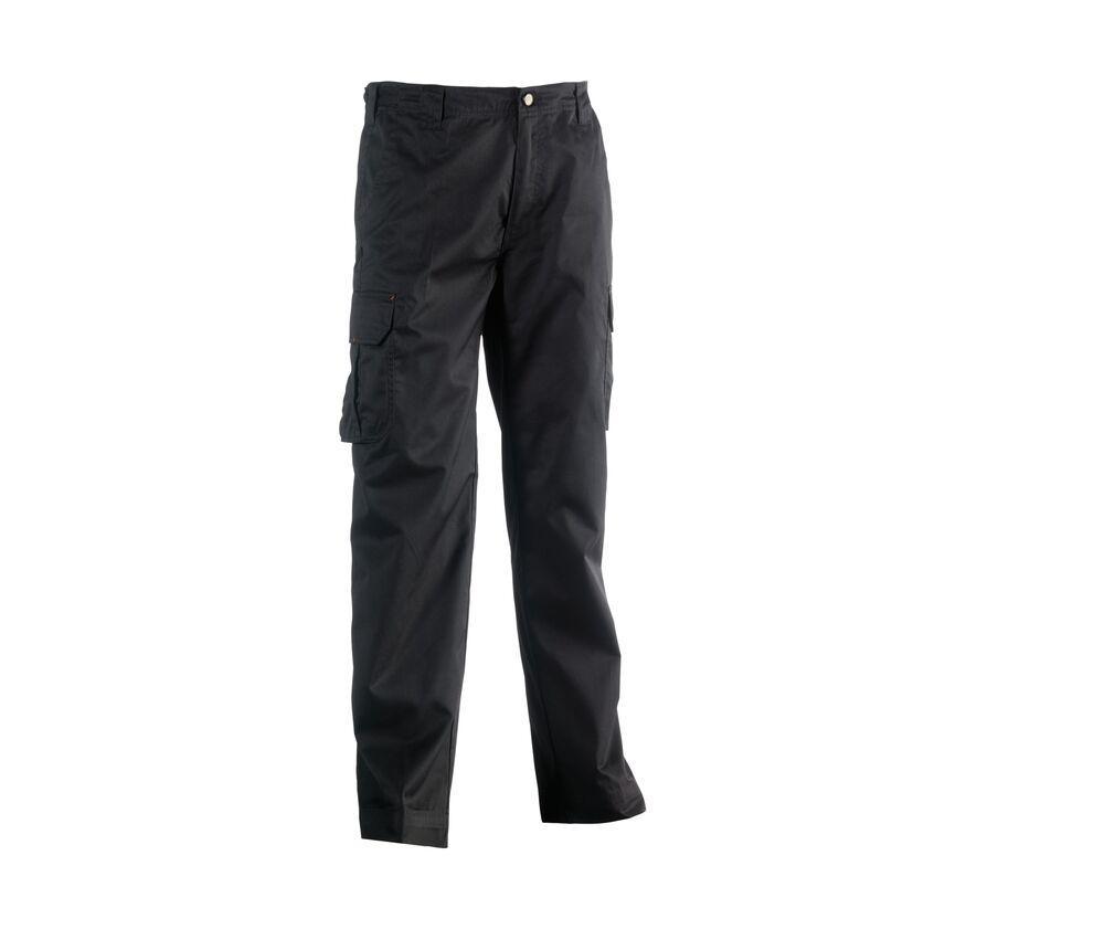 Herock HK001 - Pantalon de Travail Plusieurs Poches