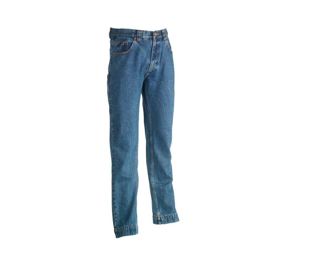 Herock HK003 - Jeans Femme Pantalon 100% Coton