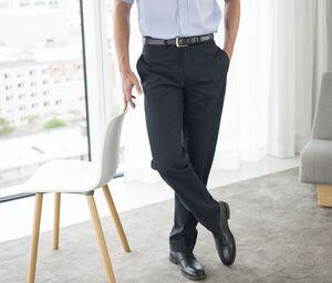 Henbury HY608 - Męskie klasyczne spodnie w stylu chinos