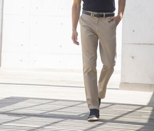 Henbury HY640 - Heren 65/35 Chino Broek