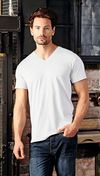 Russell JZ166 - V-Neck Hd T