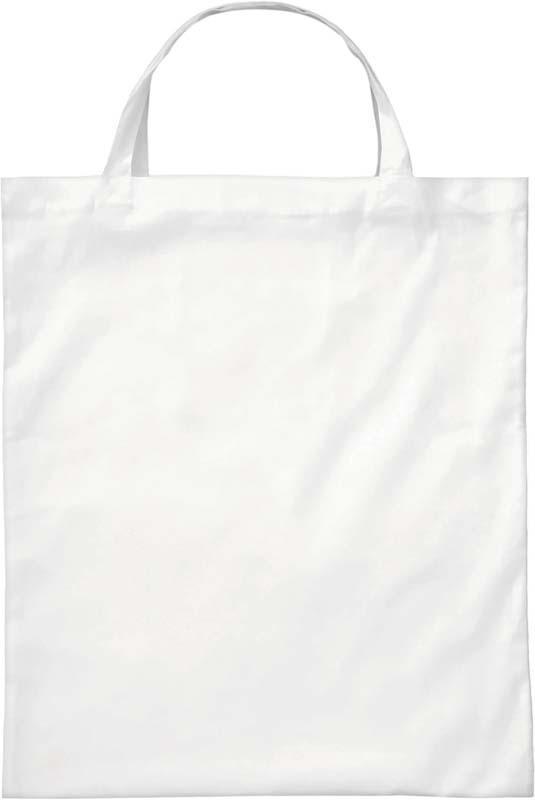 Label Serie LS42K - Sac Shopping Anses Courtes 100% Coton
