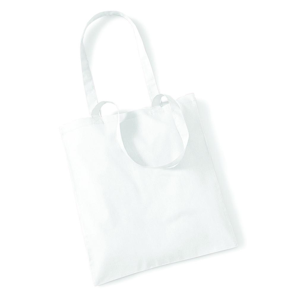 Label Serie LS42L - Large Shopping Bag 100% Cotton