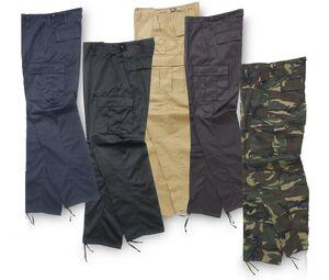 Parks PA060 - Pantalon de Travail Multi-Poches