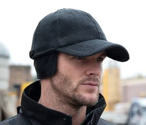 Result RC036 - Gorra visera fleece
