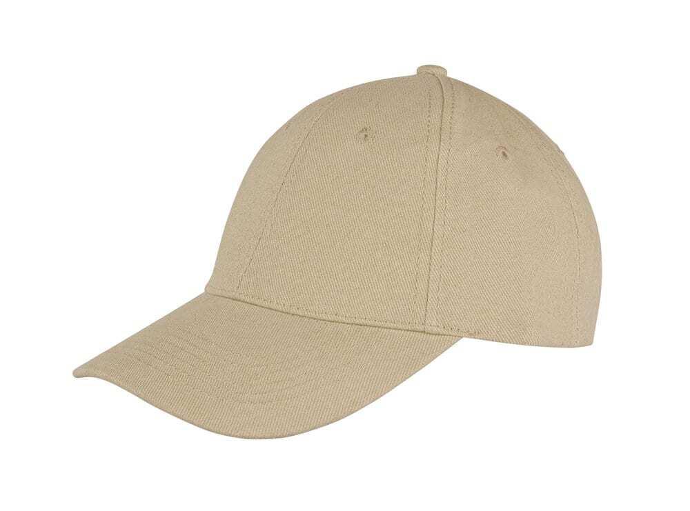 Result RC081 - Memphis Brushed Cotton Low Profile Cap