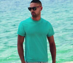 Fruit of the Loom Original SC220 - T-Shirt Col Rond Homme