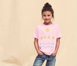 Fruit of the Loom SC231 - Value Weight Kinder-T-Shirt