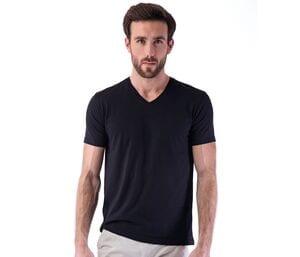 Sans Étiquette SE683 - T-shirt w szpic dla mężczyzny. Bez marki