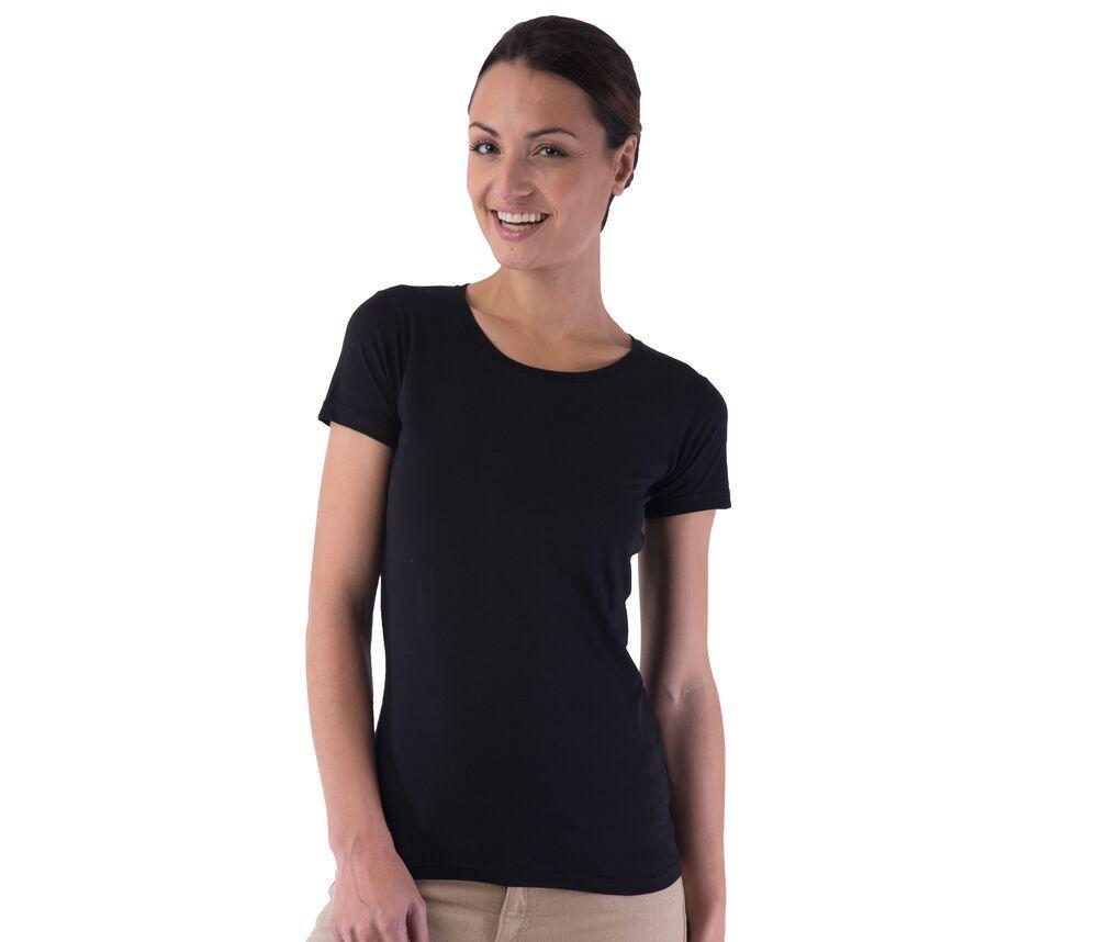 Sans Étiquette SE684 - T-Shirt Femme
