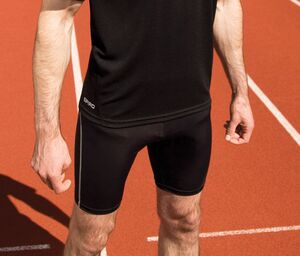 Spiro SP250 - Shorts Sport Homme Quick Dry