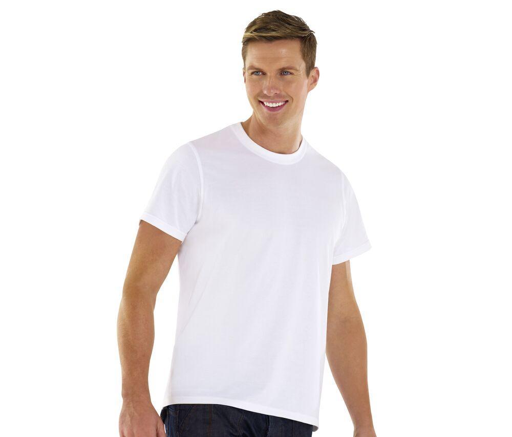 Starworld SW360 - Tee-Shirt Homme 100% Coton Bio