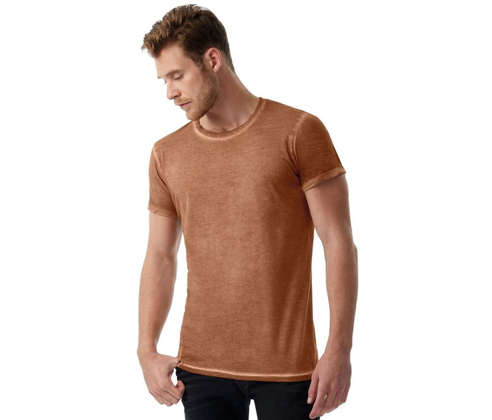 B&C BC030 - Tee-Shirt Homme Manches Courtes Plug In