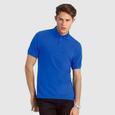 B&C BC410 - Men's Cotton Saffron Polo Shirt