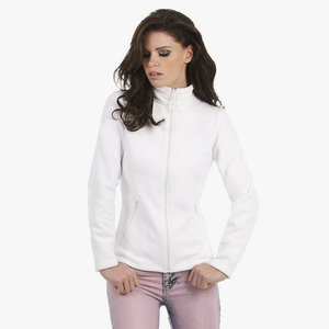 B&C BC51F - Womens Zipped Fleece Jacket