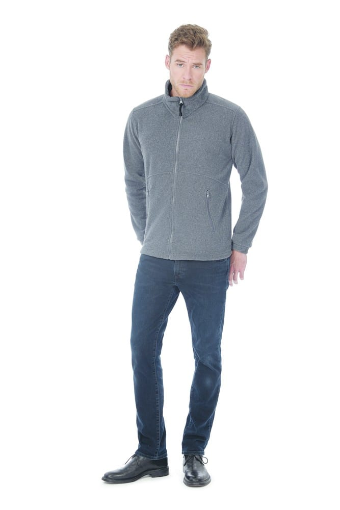 B&C BC600 - Veste Polaire Grand Zip Homme