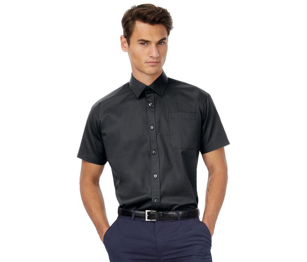 B&C BC717 - Sharp short sleeve /men