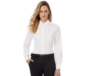 B&C BC722 - Łatwa w pielęgnacji koszula dla niej.