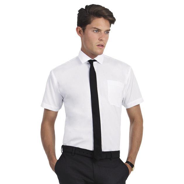 B&C BC723 - Smart Short Sleeves Men