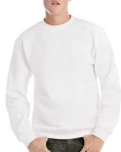 B&C BCID2 - Round Neck Cotton Sweatshirt