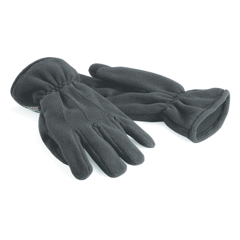 Beechfield BF295 - Gants Homme Doublure Intérieure Grand Froid