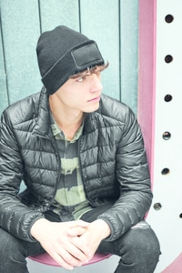 Beechfield BF445 - Fleece Lined Beanie
