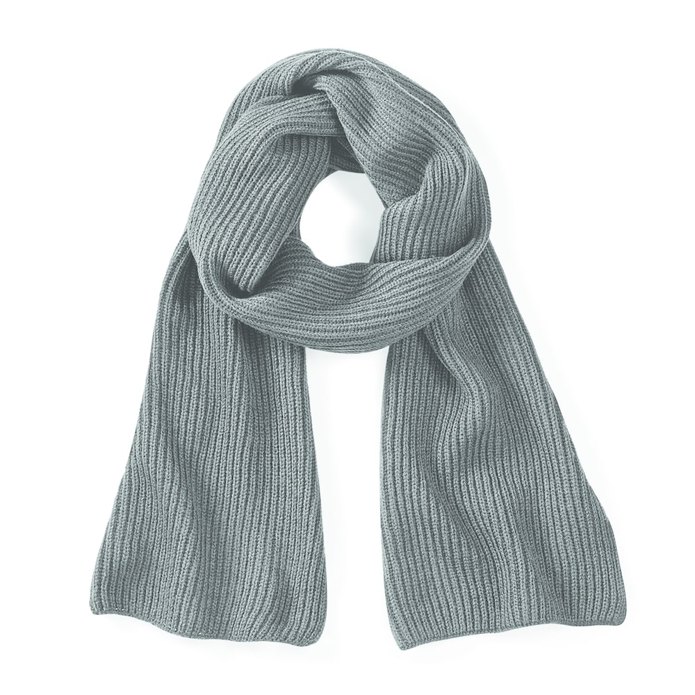 Beechfield BF469 - Metro knitted scarf