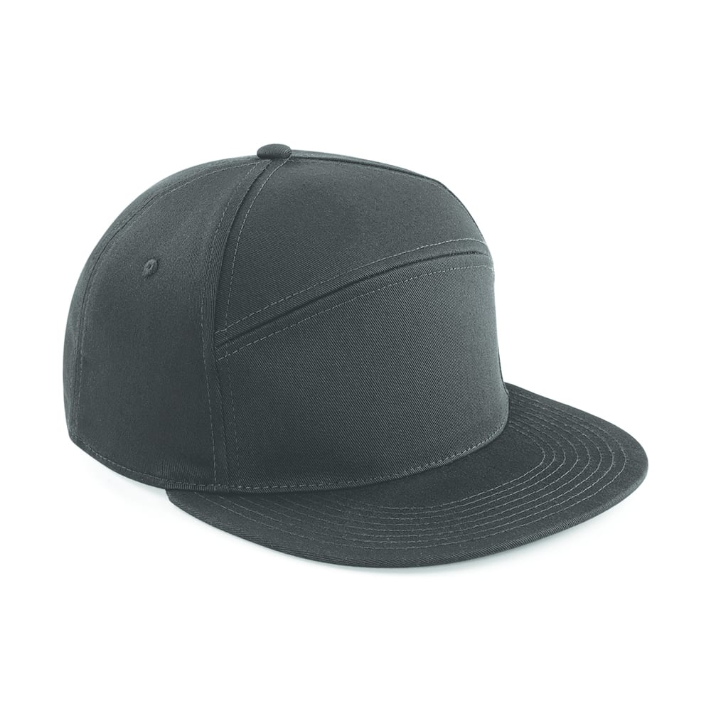 Beechfield BF670 - Casquette Visière Plate Snapback
