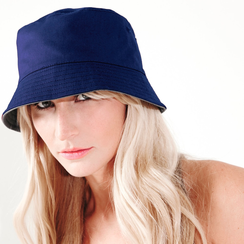 Beechfield BF686 - Reversible Bucket Hat