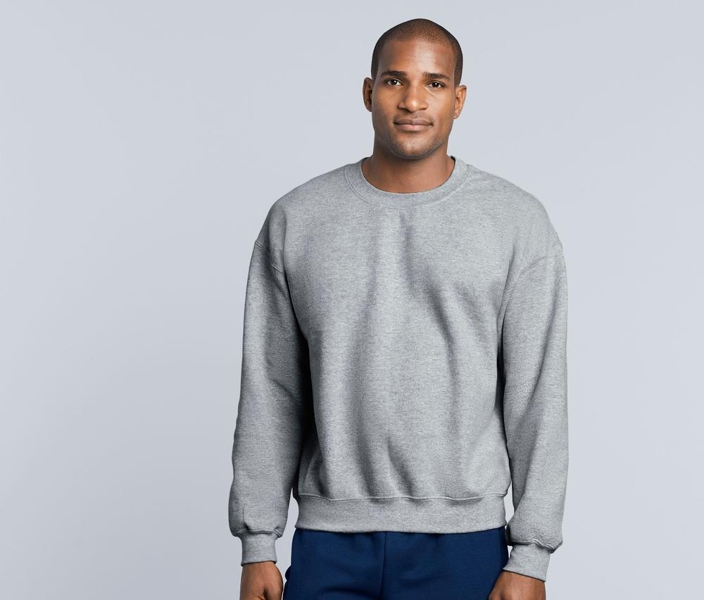 Gildan GN920 - Dryblend Adult Crewneck Sweatshirt