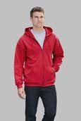 Gildan GN960 - Men's Large Zip Hoodie