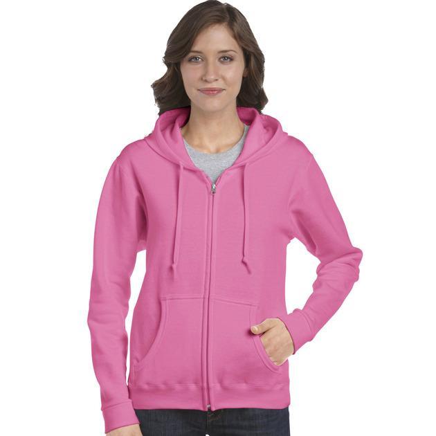 Gildan GN961 - Heavy Blend Ladies' Full Zip Hooded Sweatshirt